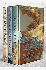 Storms in Amethir Books 1-3 Omnibus: (Storms in Amethir Epic Fantasy Series) Kindle Edition