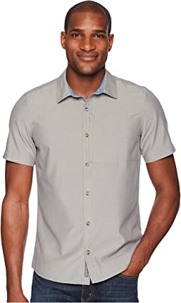 Toad&Co Cutler Short Sleeve Slim Shirt