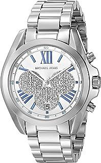 Michael Kors Women's Bradshaw Silver-Tone Watch MK6320