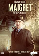 Maigret: The Complete Series (DVD)