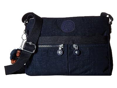 Kipling Angie (True Blue 2) Handbags