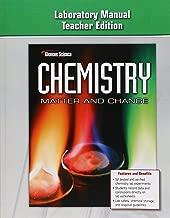 Chemistry: Matter & Change-Laboratory Manual Teacher's Edition