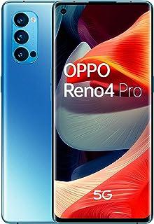 OPPO Reno4 Pro 5G Dual-SIM 256GB Factory Unlocked Android Smartphone (Galactic Blue) - International Version