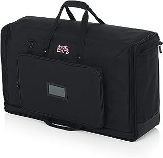 """Mała wyściełana torba do przenoszenia ekranów LCD firmy Gator, pasuje do ekranów 19–24-calowych Dual 27–32"""" Screens"""
