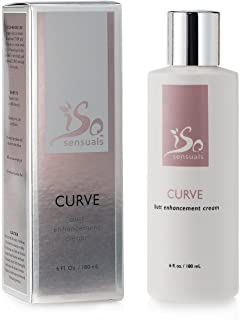 IsoSensuals Curve Butt Enhancement Cream – 1 Bottle (2 Month Supply)