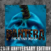 Best pantera 20th anniversary far beyond driven Reviews