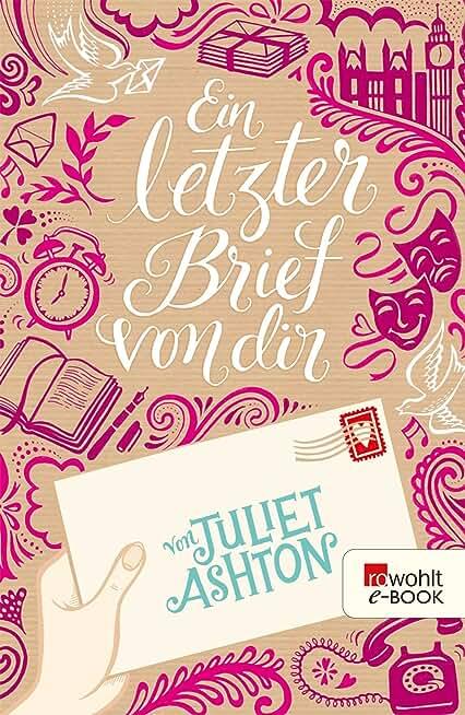 Ein letzter Brief von dir (German Edition)
