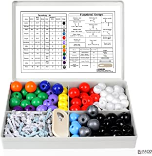 Parco Scientific PCM008 240PCs Molecular Model Kit