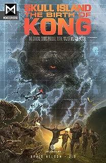 kong skull island the birth of kong