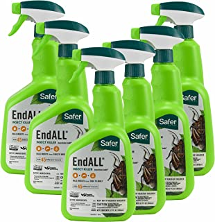 Safer Brand End All 32 oz RTU Spray - 6 pack 5102-6
