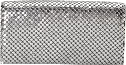 East/West Metal Mesh Roll Bag