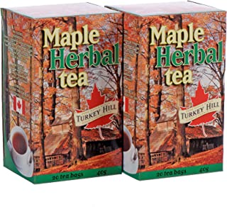 Turkey Hill 2 Pack Maple Herbal Tea