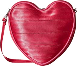 Harveys Seatbelt Bag - Sweetheart Crossbody
