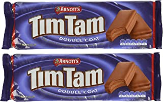 Tim Tam Cookies Arnotts   Tim Tams Chocolate Biscuits   Made in Australia   Choose Your Flavor (2 Pack) (Double Coat)