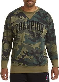 Champion Camo Crewneck Sweatshirt, Slate