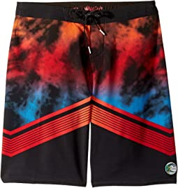 O'Neill Kids - Hyperfreak Imagine Boardshorts (Big Kids)