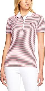 Lacoste Women's Slim Fit Stretch Shirt