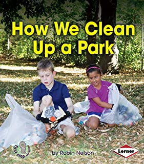 How We Clean Up a Park