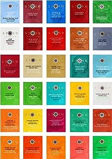 Stash Tea, Mixed Tea and More Tea Variety Assortment Sampler (30 Count)