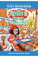 A Passport to Pastries! #3 (Phoebe G. Green) Kindle Edition