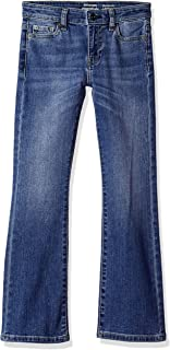 Amazon Essentials Girls' Boot-Cut Jeans