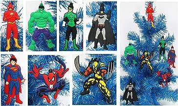 Best superhero christmas decorations Reviews