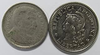 50 centavos argentinos