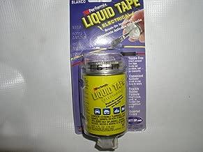 Liquid Electrical Tape, WHITE LIQUID TAPE
