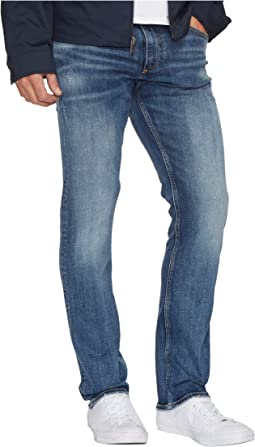 Slim Fit Jeans in Ludlow Blue