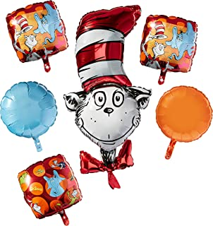 ANAGRAM INTERNATIONAL 83503 BOUQUET DR SEUSS, Various, Multi
