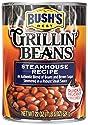 Bush's Best Steakhouse Recipe Grillin' Beans 22 oz