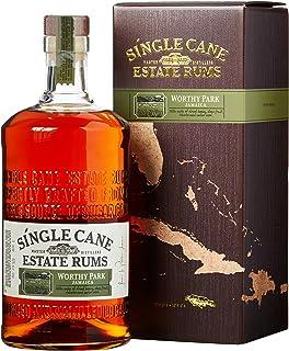 Single Cane Estate Rums Worthy Park Jamaica mit Geschenkverpackung 1 x 1 l