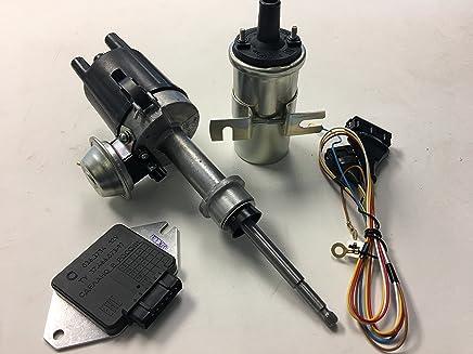 Lada 2101-2107 Electronic Distributor(Set)/Delco Electronico Lada (2101)