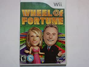 Wheel of Fortune - Nintendo Wii