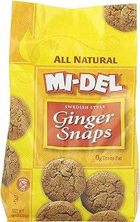 Mi-Del Ginger Snaps 10 oz