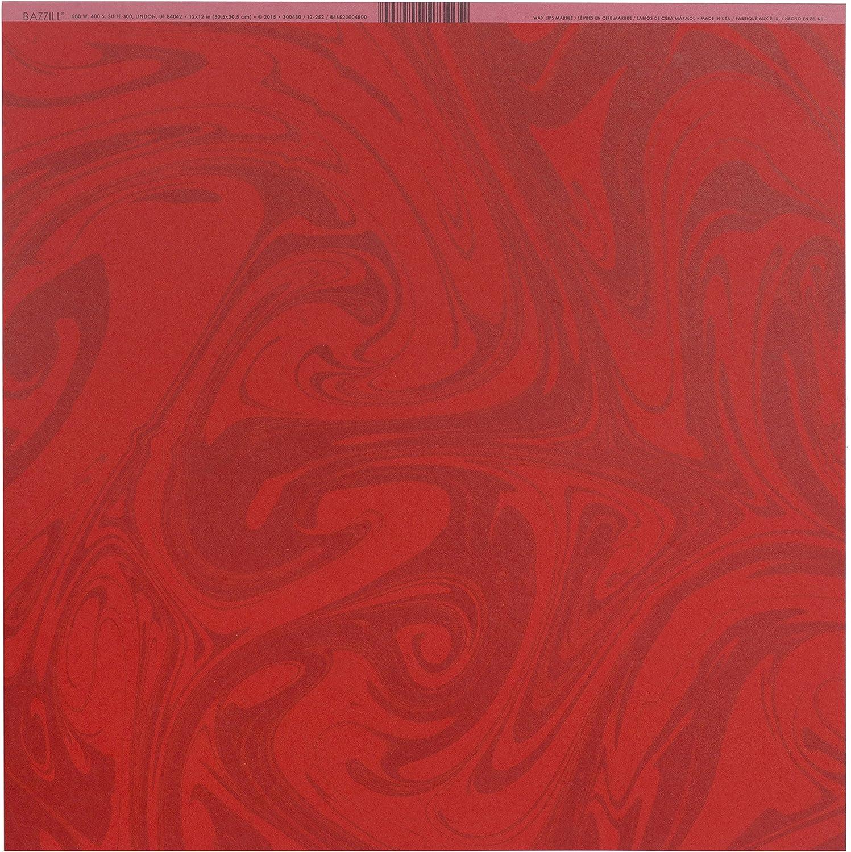 Unbekannt Bazzill Marmor Marmor Marmor Karton 12 Zoll x 12 Zoll Wachs Lippen B017L4YZ62 | Geeignet für Farbe  3eade9