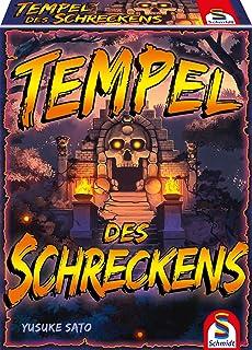 Schmidt Spiele 75046 Tempel des Schreckens, Spiel und Karten