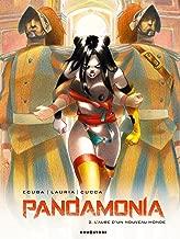 pandamonia comic