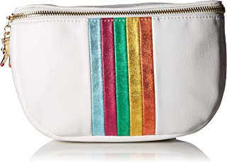 Betsey Johnson womens Between the Lines Belt Bag