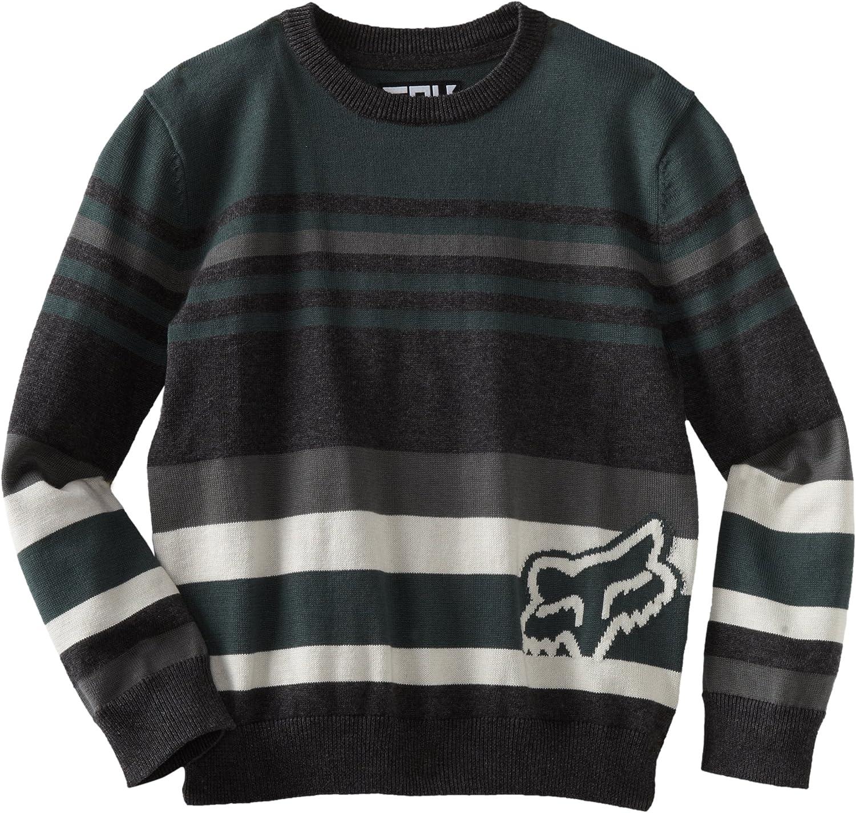 Fox Head - Kids Big Boys' Time Code Sweater