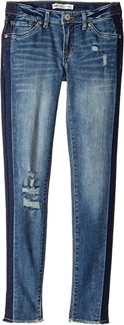 Levi's® Kids 710 Customized Jeans (Big Kids)