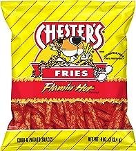 Chester's Flamin' Hot Fries Corn & Potato Snacks - 4 oz