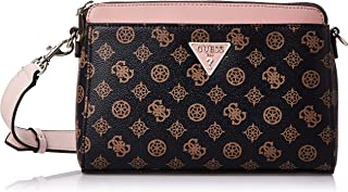 GUESS Womens Maddy Cross-Body Handbag