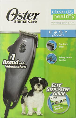 discount Oster Animal Care 078588 Easy lowest Series Pet Clippers high quality Grooming Kit online