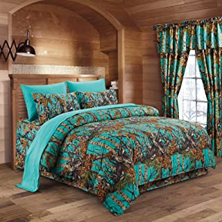 camo bedding queen size