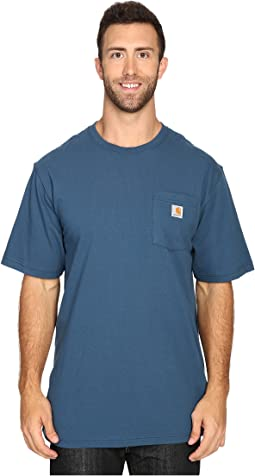 Carhartt Big & Tall Workwear Pocket S/S Tee