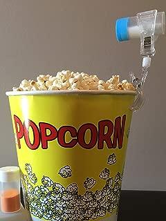 Movie Shaker Popcorn Seasoning Clip