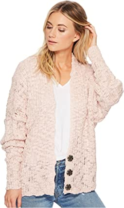 Free People Fun Times Cardi