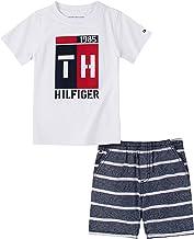 Tommy Hilfiger Boys' 2 Pieces Shorts Set