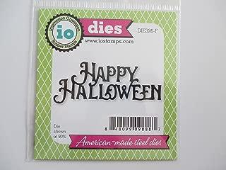 Impression Obsession Happy Halloween Craft Die